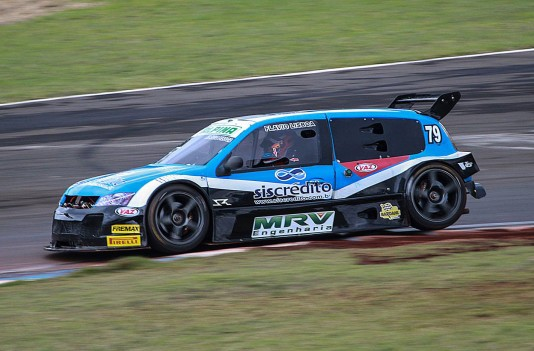 Flavio Lisboa venceu a edição de 2014 da Sprint Race (Foto: Luciano Santos)