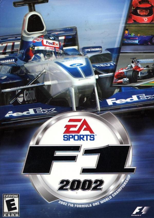 """F1 2002, digamos que, """"meu primeiro amor"""""""